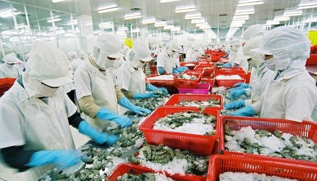 Xuất khẩu thuỷ sản mang về 9 tỷ USD, ngành tôm đóng góp tới 40% - 1