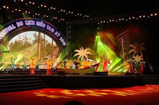 Festival du lịch biển Tam Kỳ 2019