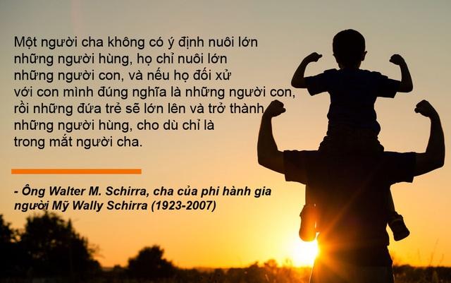 Những câu nói truyền cảm hứng về cha - 1