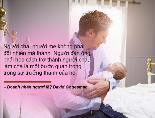 Những câu nói truyền cảm hứng về cha - 13