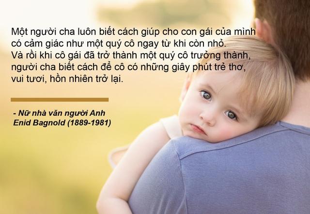 Những câu nói truyền cảm hứng về cha - 2