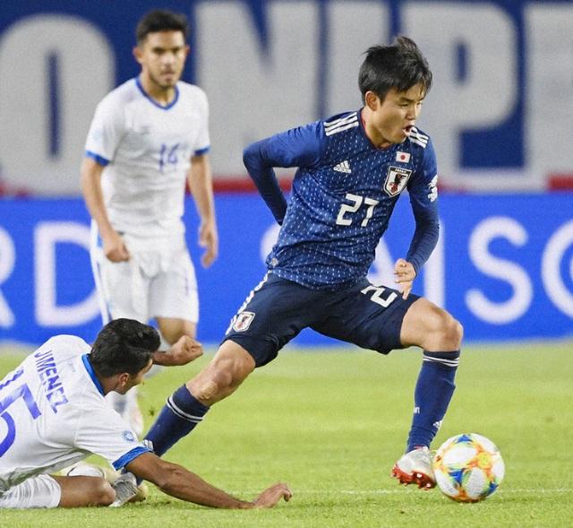 """Real Madrid chính thức sở hữu """"Messi Nhật Bản"""" - 1"""