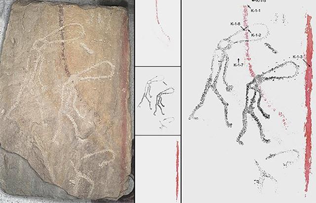Người ngoài hành tinh có liên quan đến những bức tranh vẽ từ 5.000 năm trước? - 2