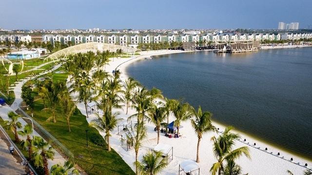 """Ra mắt căn hộ Ruby tại """"thành phố biển hồ"""" Vinhomes Ocean Park - 3"""