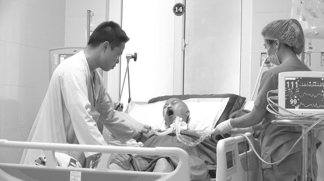 """Người mẹ ung thư giai đoạn cuối lần đầu gặp con: """"Ở đây, bao giờ mẹ khỏe, mẹ sang"""" - 3"""
