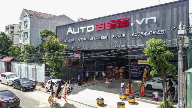 Tổ hợp độ xe – chăm sóc xe Detailing Auto365 khai trương chi nhánh 15  16 tại Biên Hòa và Vĩnh Long - 1