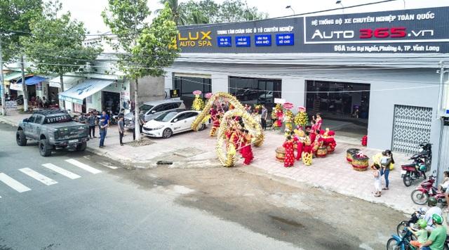 Tổ hợp độ xe – chăm sóc xe Detailing Auto365 khai trương chi nhánh 15  16 tại Biên Hòa và Vĩnh Long - 2