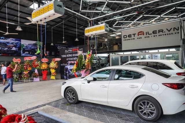 Tổ hợp độ xe – chăm sóc xe Detailing Auto365 khai trương chi nhánh 15  16 tại Biên Hòa và Vĩnh Long - 3