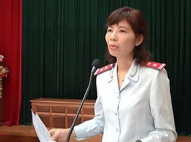 Không đề nghị giảm nhẹ hình phạt cho trưởng đoàn thanh tra vòi tiền tỷ - 1