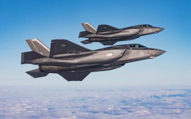 Công ty Trung Quốc chế tạo bộ phận quan trọng của tiêm kích tàng hình F-35 - 1
