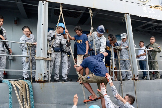 Thuyền trưởng Philippines xác nhận bị tàu Trung Quốc đâm chìm trên Biển Đông - 1