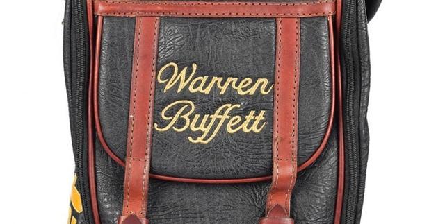 Đại gia trả gần tỷ đồng để mua gậy chơi golf cũ của tỷ phú Warren Buffett - 2