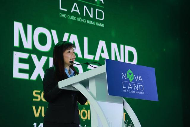 Sôi động khai mạc triển lãm bất động sản Novaland Expo 2019 - 1