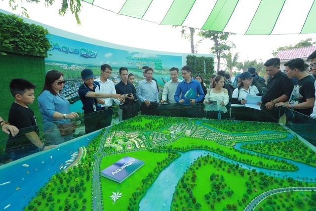 Sôi động khai mạc triển lãm bất động sản Novaland Expo 2019 - 2