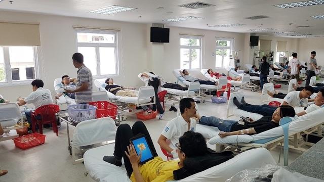 Huy động hàng trăm đơn vị máu và tiểu cầu trong thanh niên - 6