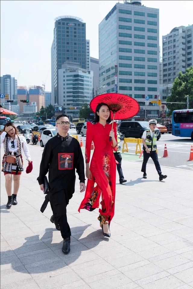 Áo dài Việt Nam nổi bật tại Tuần lễ ASEAN 2019 - 4