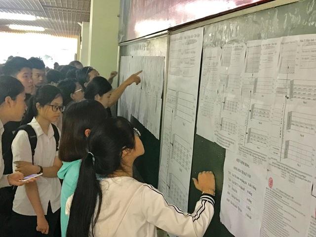 Tuyển sinh lớp 10 Hà Nội: Có 17 thí sinh trúng 5 nguyện vọng vào THPT công lập - 1