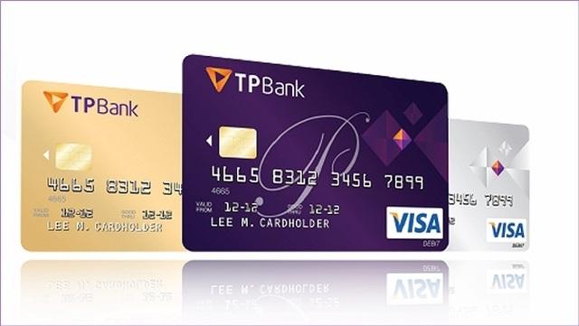 Số lượng thẻ tín dụng của TPBank đang nằm trong nhóm ngân hàng dẫn đầu - 2
