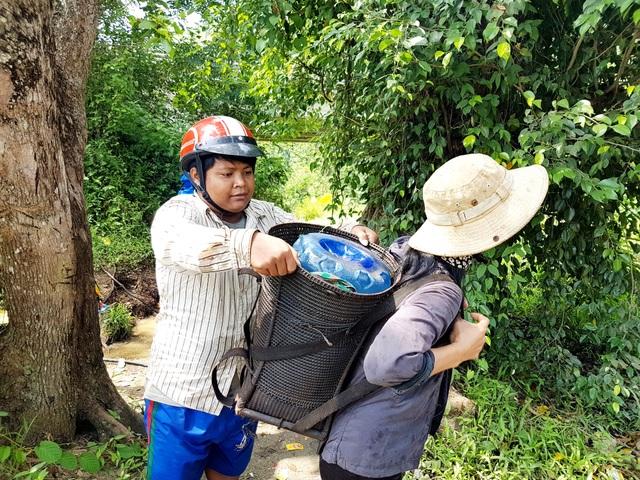 Miền núi Quảng Nam thiếu nước sinh hoạt