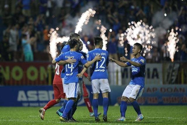 Than Quảng Ninh thắng đậm Hải Phòng ở trận derby Đông Bắc - 3