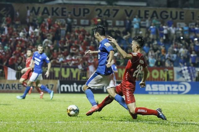 Than Quảng Ninh thắng đậm Hải Phòng ở trận derby Đông Bắc - 2