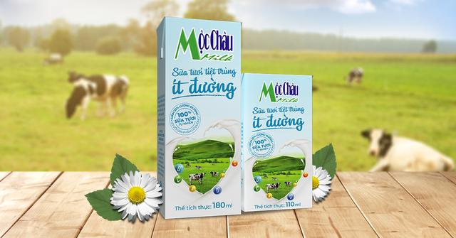 Sữa tươi ít đường Mộc Châu Milk: Sản phẩm chất lượng từ công ty trên 60 năm lịch sử - 3