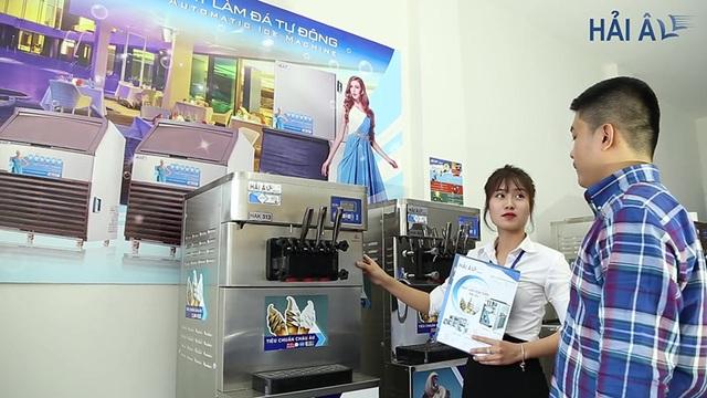 Kinh doanh kem tươi thành công với máy làm kem tươi Hải Âu - 2