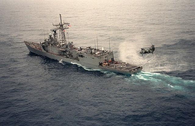 Bóng ma Chiến tranh tàu chở dầu lại ám Trung Đông? - 2