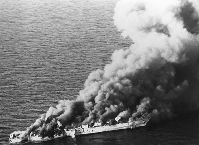 Bóng ma Chiến tranh tàu chở dầu lại ám Trung Đông? - 3