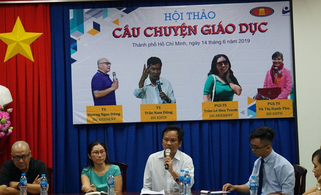 Học sinh Việt Nam sợ bị hỏi và lười phản biện - 1