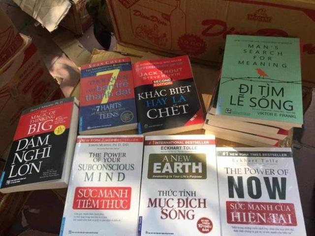 """Hạt Giống Tâm Hồn và hàng loạt sách bị in lậu: First News tuyên bố """"buộc phải chiến đấu"""" - 4"""