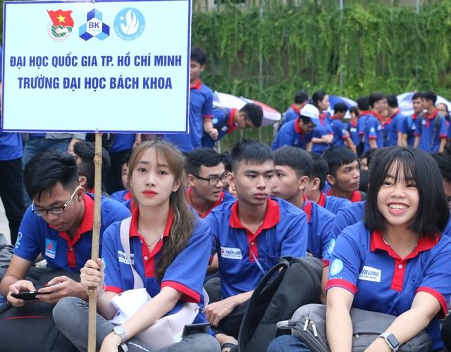 Giới trẻ Sài Gòn hào hứng ngày bắt đầu Tiếp sức mùa thi - 6