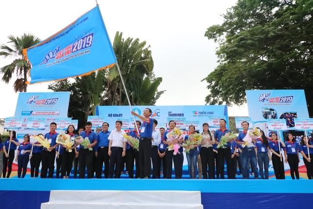 Giới trẻ Sài Gòn hào hứng ngày bắt đầu Tiếp sức mùa thi - 4