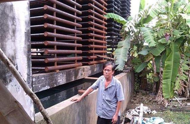 Cục trưởng Cục THADS Trà Vinh khẳng định sẽ cưỡng chế nhà máy nước đá sai phạm - 1