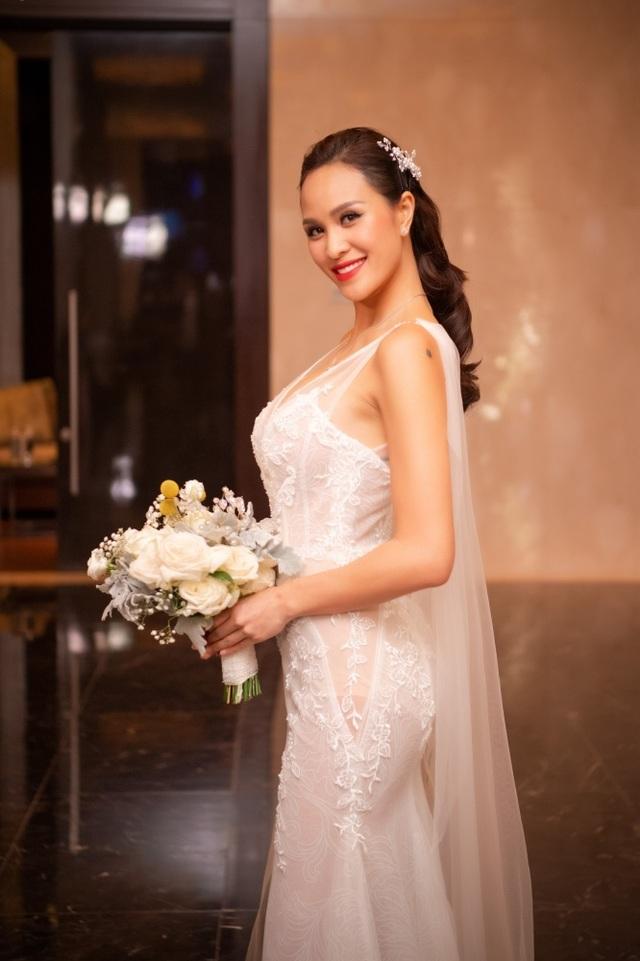 Chồng Tây bật khóc, hứa sẽ yêu thương siêu mẫu Phương Mai đến hết cuộc đời - 21