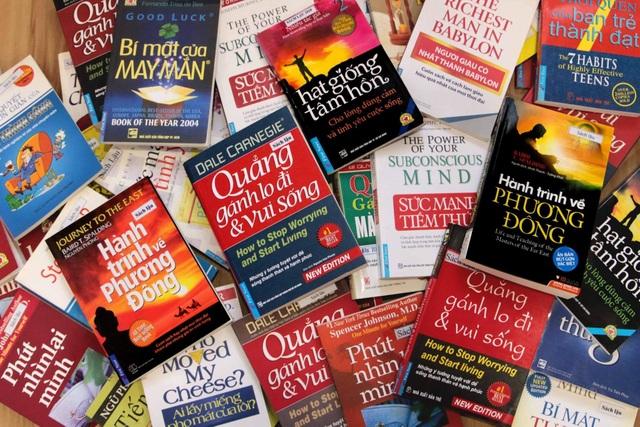 """Hạt Giống Tâm Hồn và hàng loạt sách bị in lậu: First News tuyên bố """"buộc phải chiến đấu"""" - 5"""