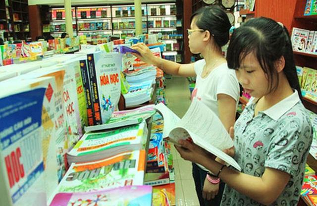 500.000 bản sách giáo dục đã bị in lậu - 1