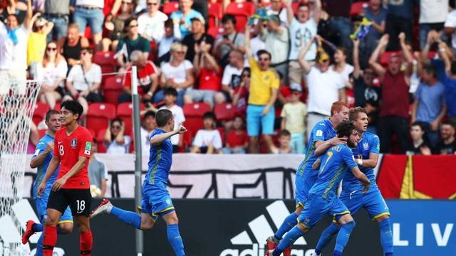 Hàn Quốc gục ngã trước Ukraine ở trận chung kết U20 World Cup 2019 - 1