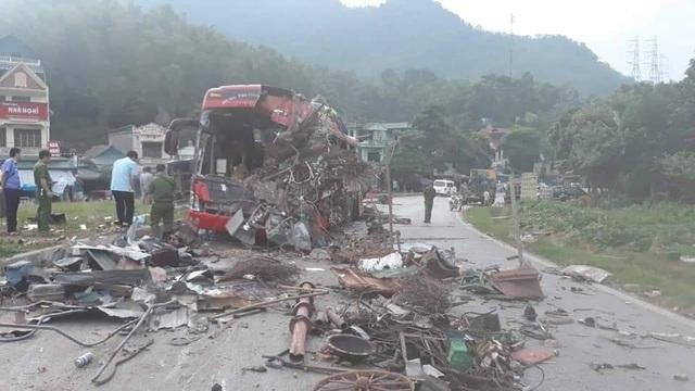 """Vụ tai nạn 3 người chết, 38 người bị thương: Chủ xe khách """"dính"""" nhiều sai phạm - 1"""