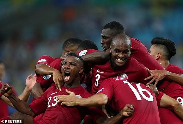 Paraguay 2-2 Qatar: Nhà vô địch châu Á ngược dòng ngoạn mục - 4