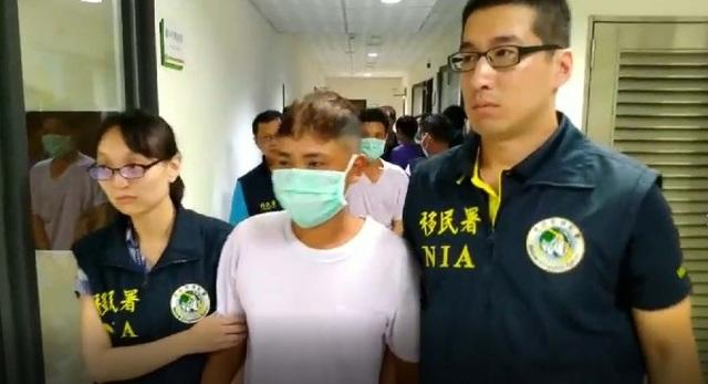 Đài Loan bắt hơn 240 lao động người Việt trái phép - 1