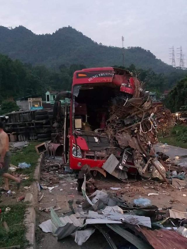 Danh tính 41 nạn nhân vụ xe tải và xe khách tông nhau ở Hòa Bình - 2