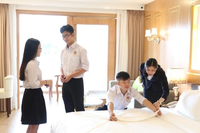 """Quản trị nhà hàng - khách sạn - ngành học nhiều """"đất diễn"""" tại SIU - 2"""