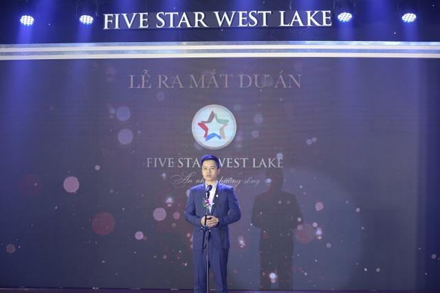 Ra mắt và mở bán chính thức dự án Five Star West Lake - 1