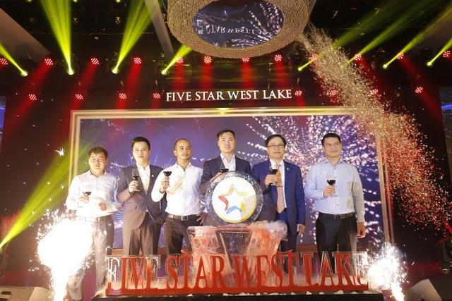 Ra mắt và mở bán chính thức dự án Five Star West Lake - 3