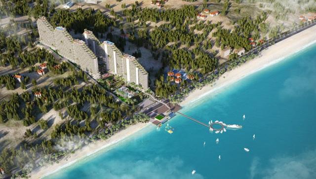 Bình Thuận tuýt còi thêm 4 dự án bất động sản lớn, yêu cầu ngừng giao dịch - 1
