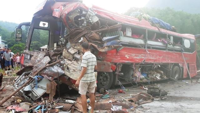 Phát hiện lô xe khách ở Điện Biên làm giả số khung, số máy - 3