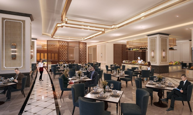 Điểm danh 10 nhà hàng sang chảnh tầm nhìn đẹp nhất Hạ Long - 6