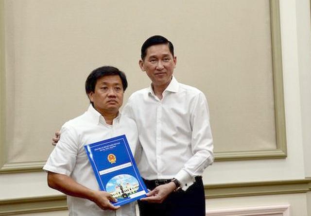 Bộ trưởng Nội vụ: TPHCM nên nghiên cứu nguyện vọng của ông Đoàn Ngọc Hải - 1