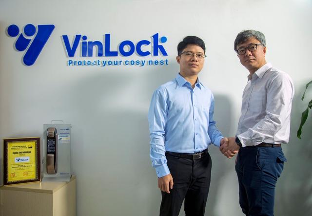 Vinlock trở thành đối tác chính cung ứng sản phẩm khóa cửa điện tử của Samsung tại Việt Nam - 3